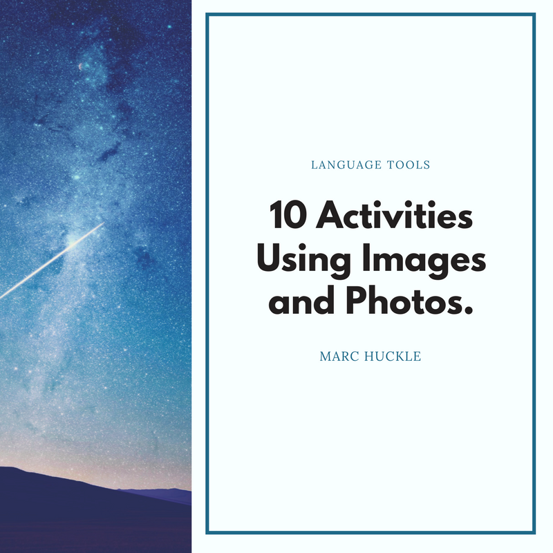 10 Activities Using Images and Photos